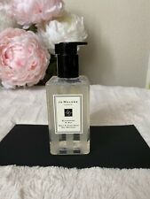 JO MALONE BLACKBERRY & BAY BODY & HAND WASH GEL MOUSSANT, NIB, 8.5 FL OZ