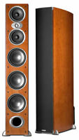 Polk Audio RTiA9 Cherry High Performance Floorstanding Speaker RTi A9 (EACH) NEW