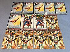 Superman (vol.2) #77 x6, #79 x2, #80 x5 (NM, 1993) comic book lot x13