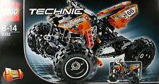 LEGO Technic 9392: MOTO QUAD IN PENSIONE LEGO 939