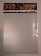Respro Silver reflective sheet  Hi-Viz