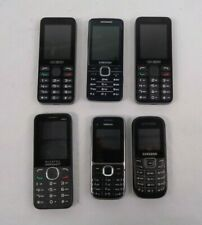 Job Lot of 6x Samsung GT-S5611 E1200 Alcatel 2038X 20.45X Nokia C2-01 NO RESERVE