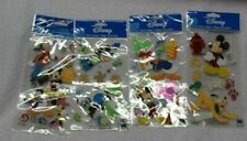 (5)PACKAGES OF DISNEY THEMED STICKERS-NEW IN PACKAGE