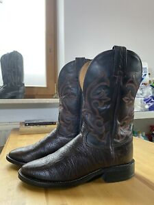 TONY LAMA Handcrafted USA Cowboyboots Stiefel Western Country  Gr 9