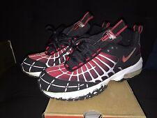 Nike Air Max 120 Mens 8 Black Red Brand New Black Vintage Classic BNIB Deadstock