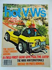 Vintage Dune Buggies and Hot VW's May 1978 Volkswagen Magazine - The Parker 400