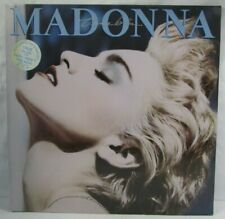 Madonna True Blue Stickered 1986 Vinyl LP Album Excellent Condition With Inner