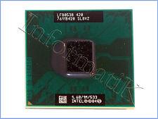 Intel Celeron M Processore 420 SL8VZ (1Mb, 1.60GHz, 533MHz) MSI Megabook L740