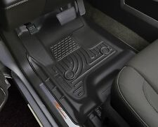 Husky Liners WeatherBeater Floor Mats - 2pc - 13321 - Ford F250/F350/F450 2017