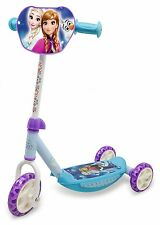 Smoby 750136 - Disney Frozen Monopattino, 3 Ruote  bambina  nuovo