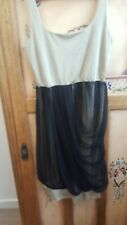 Gorgeous BETTINA LIANO ladies little stretchy tube dress  (size 8)