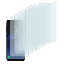 8 x Schutzfolie Samsung Galaxy S8 Matt Displayfolie Screen Protector Antireflex