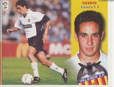 VICENTE # ESPANA VALENCIA.CF LIGA 2003 ESTE STICKER CROMO