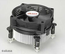 Akasa AK-955V2 Copper Core Intel Cooler for Intel P4, Core 2 Duo, Core 2 Quad