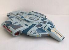 Playmates USS Defiant NX-74205 as seen in Star Trek Deep Space 9 RARE 1997.