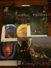 GUILD WARS NIGHTFALL COLLECTORS EDITION PC GAME *free uk postage*