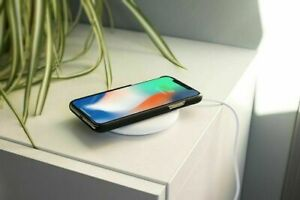 Proporta Fast Qi Wireless Charger / Charging Pad Receiver for iPhone X/8/8 Plus