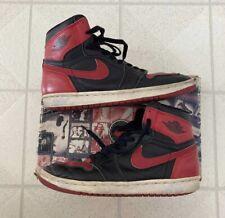 1994 Nike Air Jordan 1 BRED Size 9