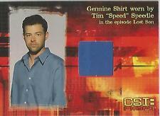 "CSI Miami Series 2 - C2 ""Tim Speedle's Shirt"" Costume Card"