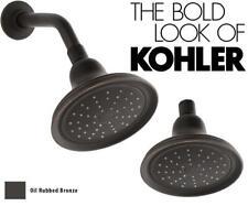 Kohler K-45413-2Bz Devonshire Showerhead Katalyst Spray, Oil Rubbed Bronze