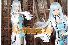 Sword Art Online ALfheim Online Asuna Yuuki Cosplay Costume