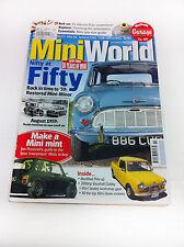 Mini World Magazine September 2009 - Mini Minor Cooper Rover Rally
