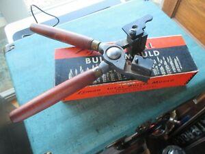 Vintage Lyman Bullet Mould Handle & Orig. box 245496 24 Cal 84 gr 243  244 6mm