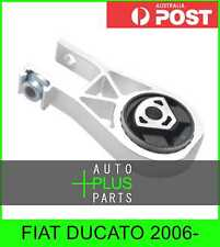 Fits FIAT DUCATO 2006- - Front Engine Motor Mount