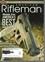 American Rifleman Magazine February 2007 Taurus OSS .45 ACP, Finn Aagaard's .375