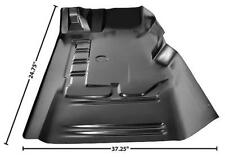 1971-73 Ford Mustang Front Floor Pan Section - LH New