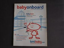 bmi baby In Flight International Magazine Issue One January 2003