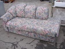 Sofa Recamiere schlaffunktion schlafsofa mit lattenrost 3 sitzer ottomane kanape