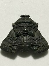 PHRA RAHU LP RARE OLD THAI BUDDHA AMULET PENDANT MAGIC ANCIENT IDOL#12