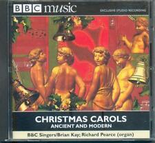 CHRISTMAS CAROLS ANCIENT & MODERN / BBC SINGERS; BRIAN KAY - BBC CD (1999)