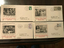 FRANCE BICENTENNIAL THEMED COVERS