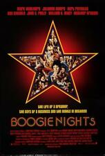 Boogie Nights 1997 Canvas Movie Poster Art Print Mark Wahlberg 90s Porn Film