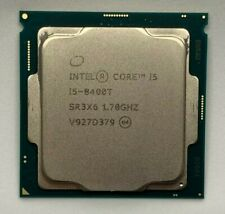 Intel Core i5-8400T 1.7GHz 9MB 8GT/s SR3X6 LGA1151 CPU Processor