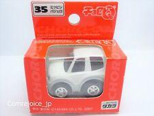 Choro Q TAKARA STD-35 MITSUBISHI PAJERO White Silver STANDARD No.35 NEW F/S