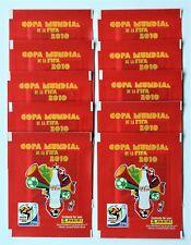 Panini WM 2010 - 10 x Tüte Coca Cola Version Südamerika - RAR