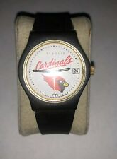 St. Louis Cardinals - MLB GameTime Wrist Watch - Leather Band