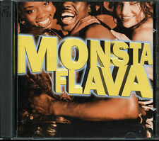 Monsta Flava by Various Artists (CD, 2 Discs, 2003, Universal Music)