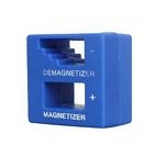 Home Magnetizer Demagnetizer Tool Blue Screwdriver Magnetic Pick Up tool