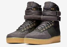 Nike SF Air Force 1 Premium  Sherpa Fleece Shoes UK 8, 8.5, 10, 11, 13