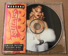 Madonna - Limited Edition Interview Picture Disc Cd  Very Rare! 1996