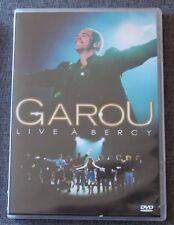 Garou, live à Bercy, DVD