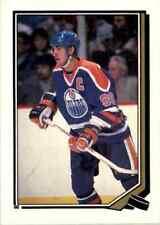 1987-88 O-Pee-Chee Stickers Wayne Gretzky #86