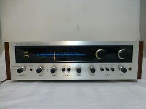 Vintage Pioneer SX-990 AM/FM Stereo Receiver - Parts & Repair - Not Working