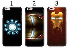 Iron Man Arc Reactor Bd TéléPhone De L'Art étui coque compatible Apple Iphone 4