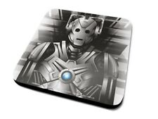 NEW CORK COASTER DR DOCTOR WHO CYBERMEN CYBERMAN BBC PRYAMID INTERNATIONAL