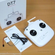 DJI DT7 & DR16 RC Radio System(New remote w/ Left Dial & Built in LiPo battery)